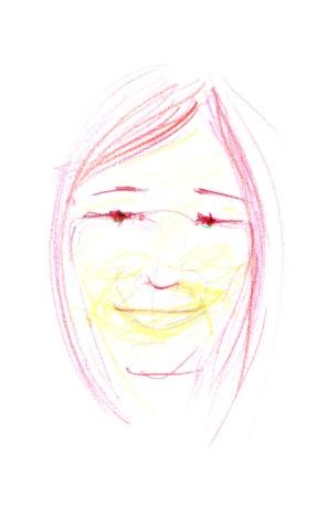 FACE (pastels, 30x20)