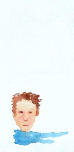 LUI (watercolor, 10x10)