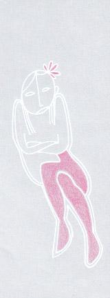 SELF PORTRAIT 3 (pastels, 10x20)