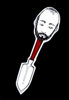 SHOVEL (ink+markers, 10x20)