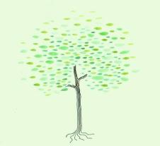 SPRING (watercolor, 15x15)